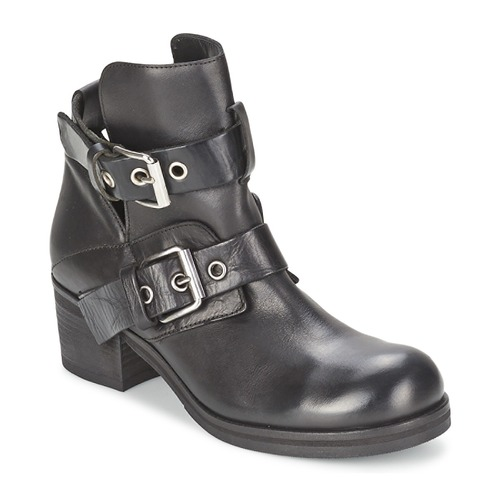 Bottines / Boots Strategia CRECA Noir 350x350