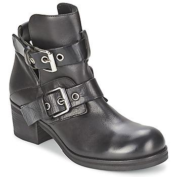 Bottines / Boots Strategia CRECA Noir 350x350