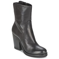 Chaussures Femme Bottines Strategia GUANTO Noir