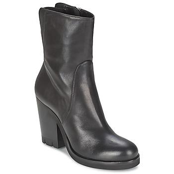 Bottines / Boots Strategia GUANTO Noir 350x350