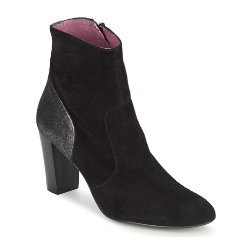Chaussures Femme Bottines Studio Paloma BABY SILK Noir