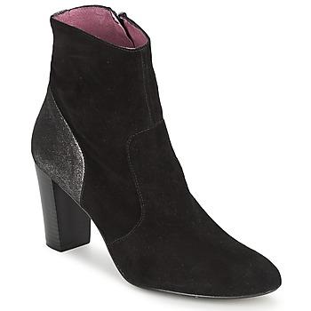 Bottines / Boots Studio Paloma BABY SILK Noir 350x350