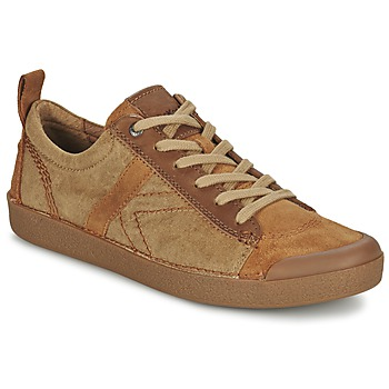 Chaussures Homme Baskets basses Kickers TRIBAL Camel