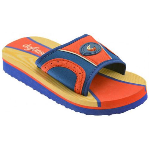 Chaussures Enfant Mules De Fonseca Mare Mules Multicolor
