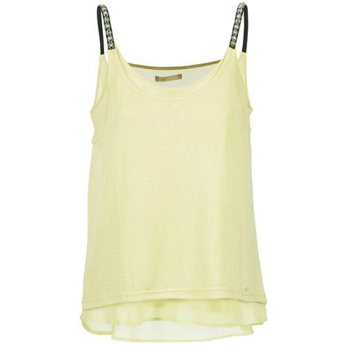 T-shirts & Polos Les P'tites Bombes BRICCOM Jaune 350x350