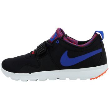 Chaussures Homme Baskets basses Nike SB Trainerendor - Ref. 616575-046 Noir