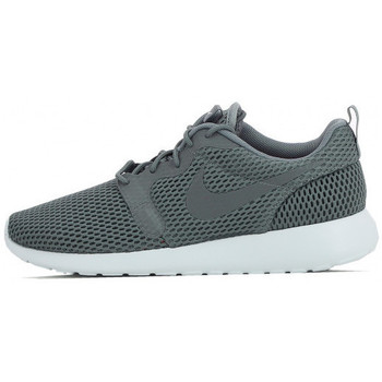 Chaussures Homme Baskets basses Nike Roshe One Hyper Breathe - Ref. 833125-002 Gris