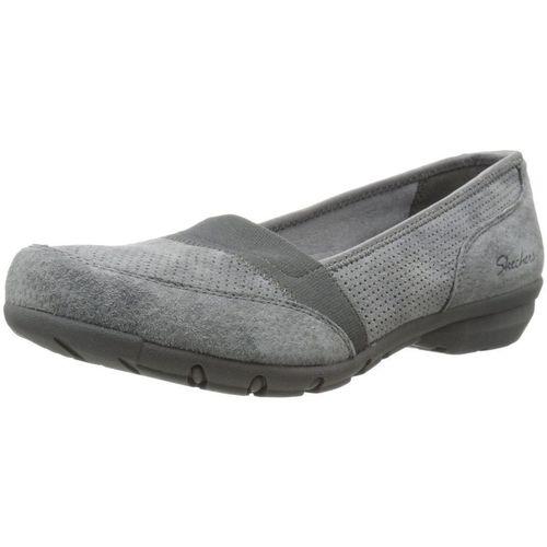 Chaussures Femme Ballerines / babies Skechers 49145 gris