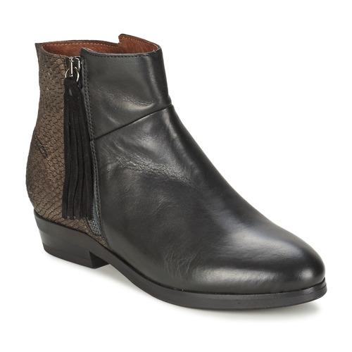 Bottines / Boots Coqueterra PATRICE Noir 350x350