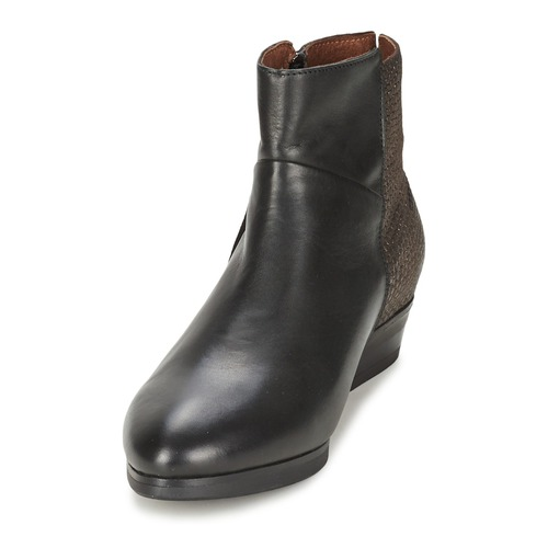 Chaussures Coqueterra Noir Femme Patrice Boots IYgy6vbf7