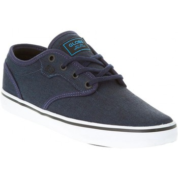 Chaussures Homme Chaussures de Skate Globe MOTLEY blue black Bleu