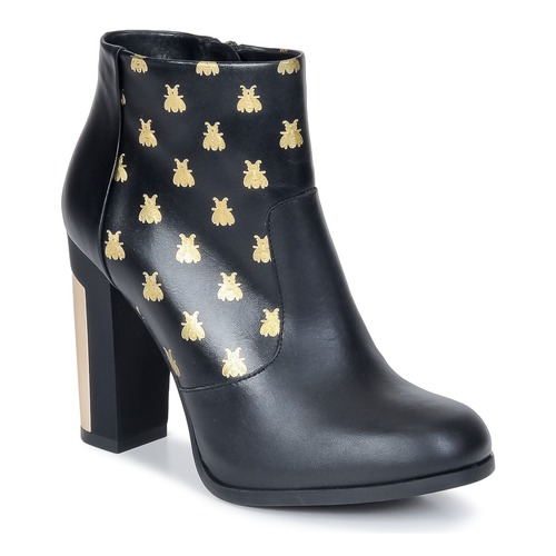 Bottines / Boots Miista ALAYNA Noir 350x350