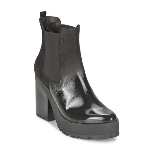 Chaussures Femme Bottines Miista YOLANDA BLACK