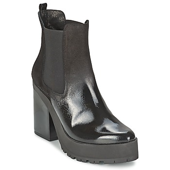 Bottines / Boots Miista YOLANDA BLACK 350x350