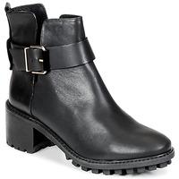 Chaussures Femme Bottines Miista GRETA Noir