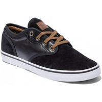 Chaussures Homme Chaussures de Skate Globe Motley Black Toffee Noir