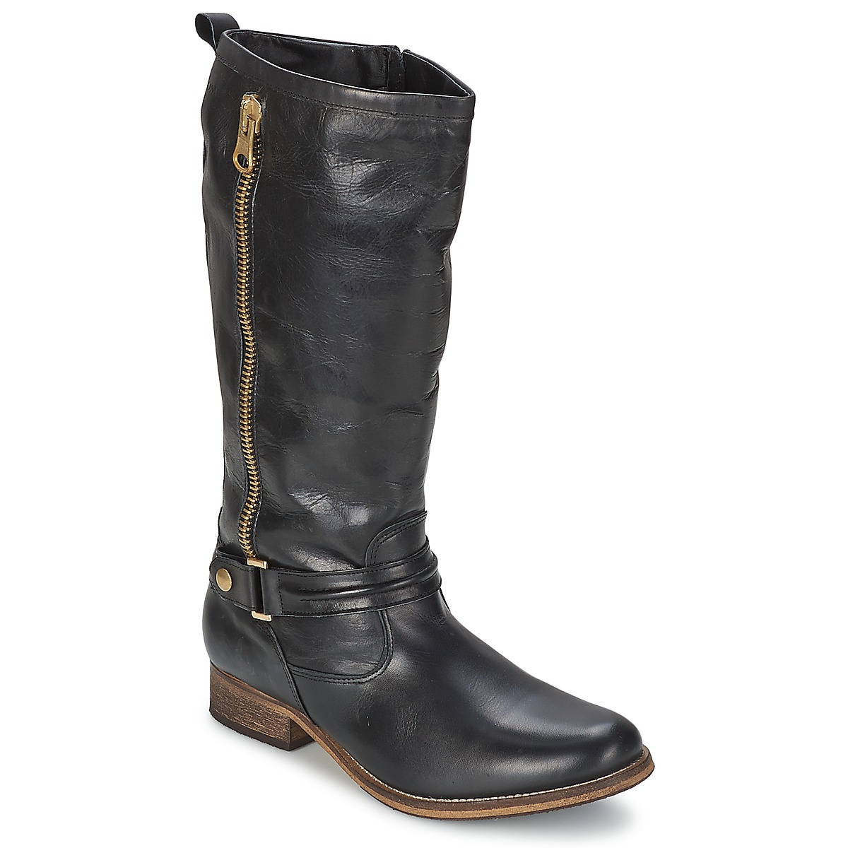 Botte ville Nome Footwear SASSIF CASU Noir