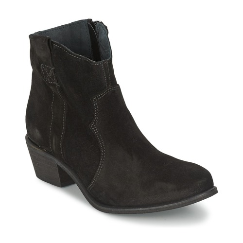 Bottines / Boots Shoe Biz BROPE Noir 350x350