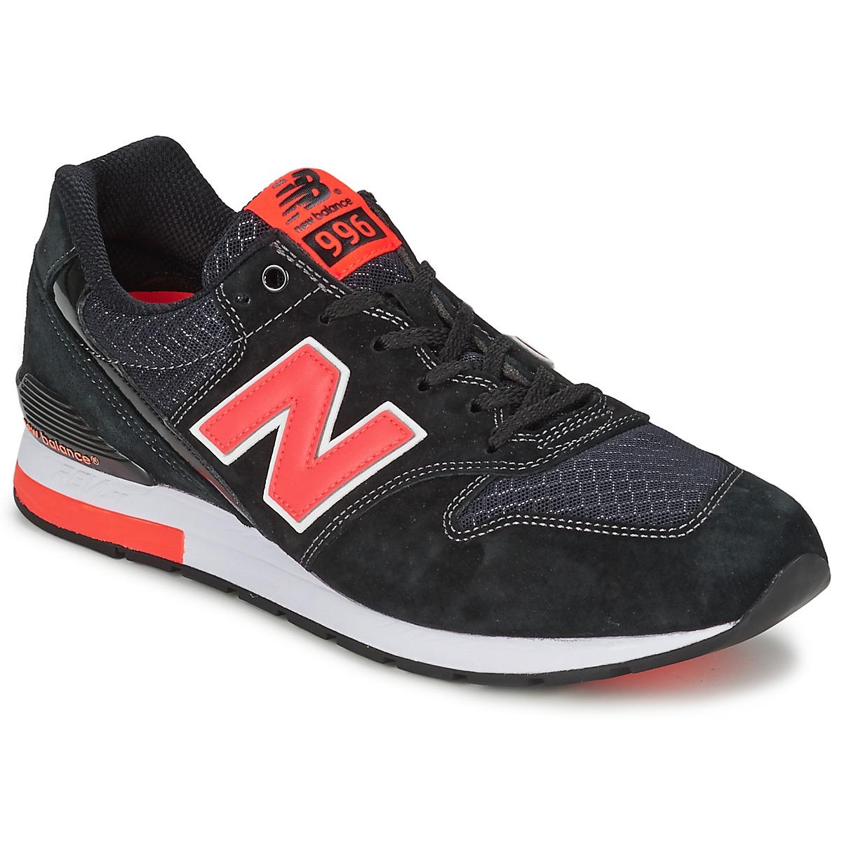 New Balance MRL996 Noir / Rouge