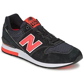 Baskets mode New Balance MRL996 Noir / Rouge 350x350