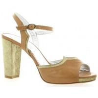 Sandales et Nu-pieds Ambiance Nu pieds cuir