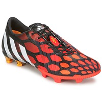Chaussures Homme Football adidas Originals PREDATOR INSTINCT FG Rouge / Noir