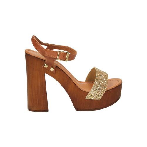 Chaussures Femme Sandales et Nu-pieds Tosca Blu ZOLFO Doré