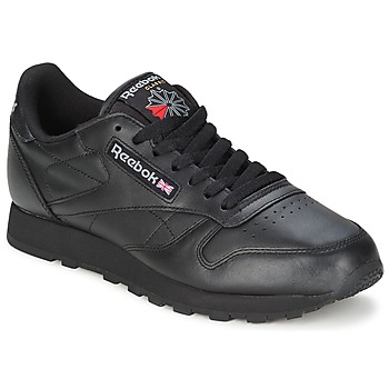 Baskets mode Reebok Classic CL LTHR Noir 350x350