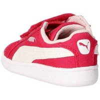 Chaussures Fille Baskets basses Puma 360161 001 Sneakers Fille Rose Rose