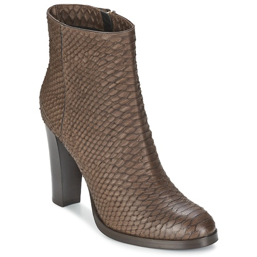 Bottines / Boots Alberto Gozzi MADRID T MORO Marron 350x350