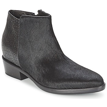 Alberto Gozzi Marque Boots  Pony Nero