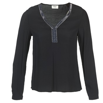 Vêtements Femme Tops / Blouses Betty London FALINDI Noir