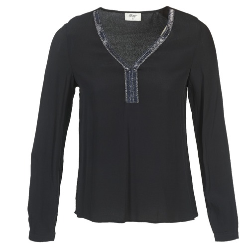 Blouses Betty London FALINDI Noir 350x350