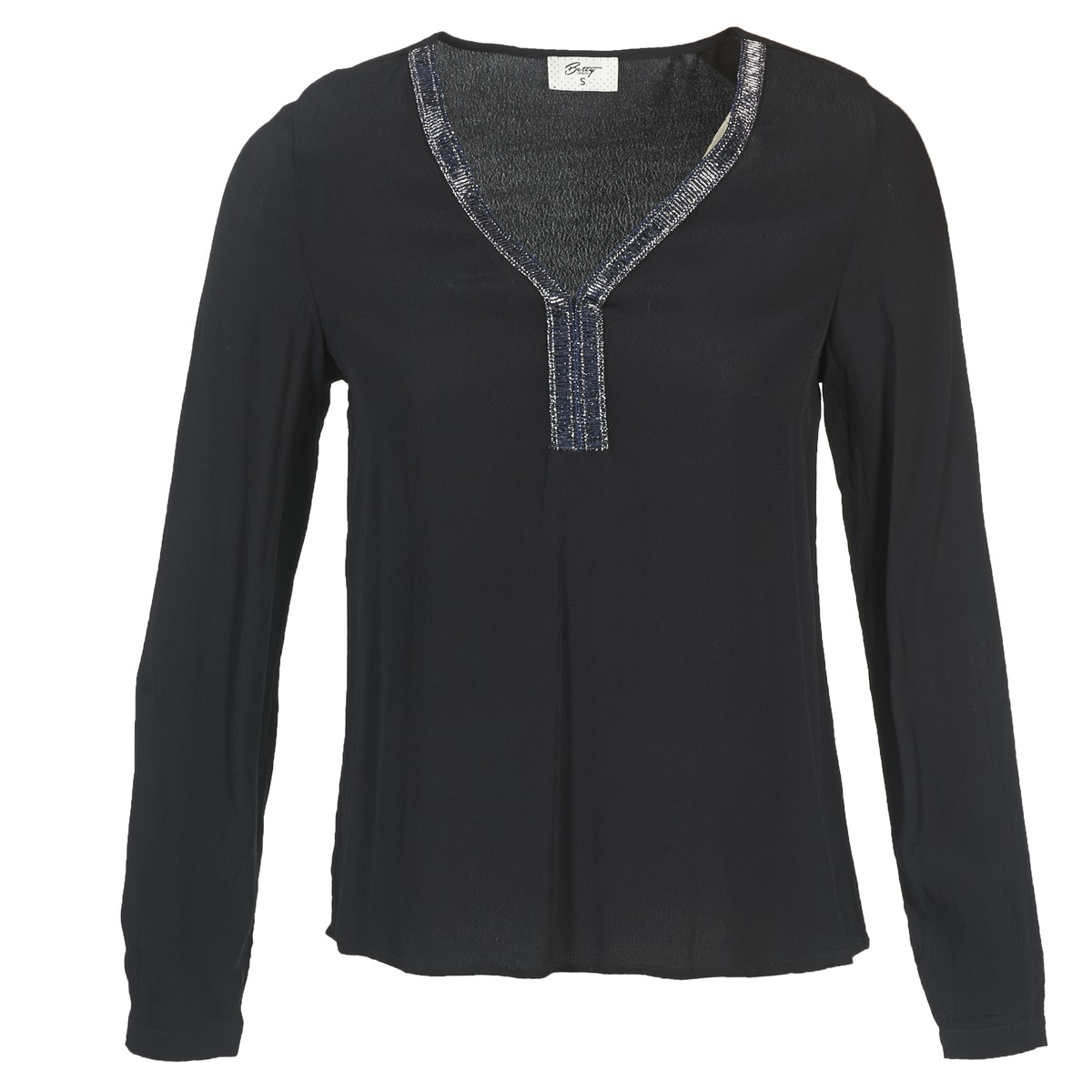 Blouses Betty London FALINDI Noir