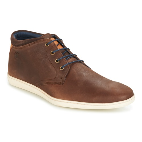 Chaussures Homme Baskets montantes Casual Attitude CALER Marron