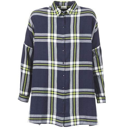 Vêtements Femme Chemises / Chemisiers Noisy May ERIK Marine