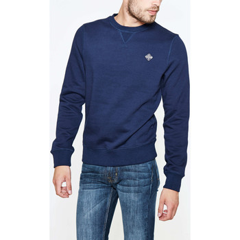 Vêtements Homme Sweats Schott Sweat Shirt  Swfalcon100 Marine Homme Marine