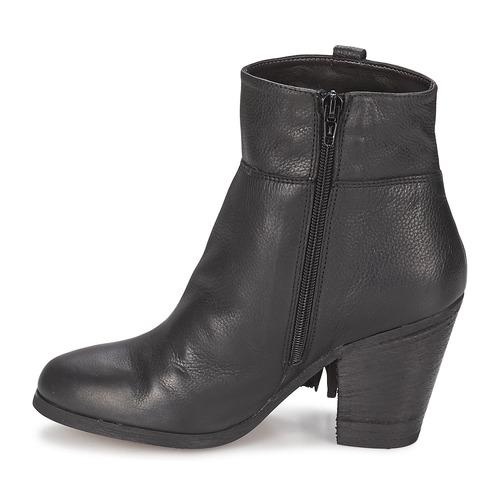Chaussures Noir Bottines Carvela Femme Stan mwvN08On