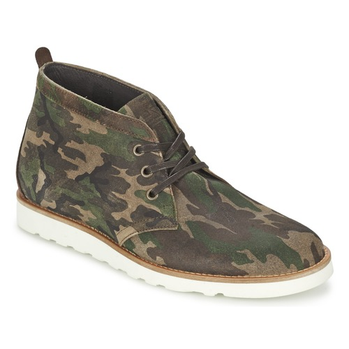 Chaussures Homme Boots Wesc LAWRENCE Camouflage