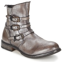 Chaussures Femme Boots Moma CUSNARGE Argent