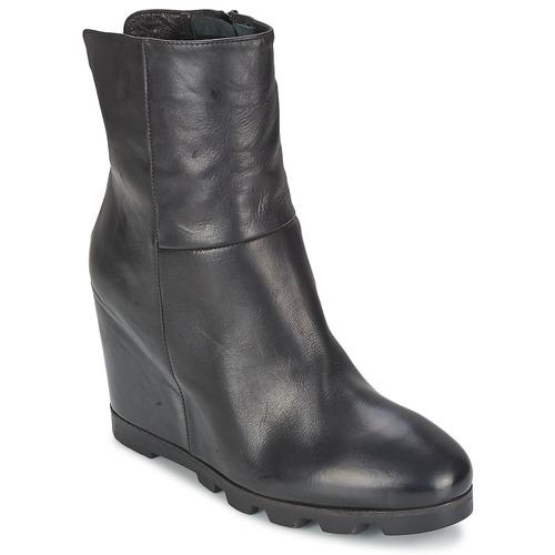 Bottines / Boots OXS IGLOO Noir 350x350