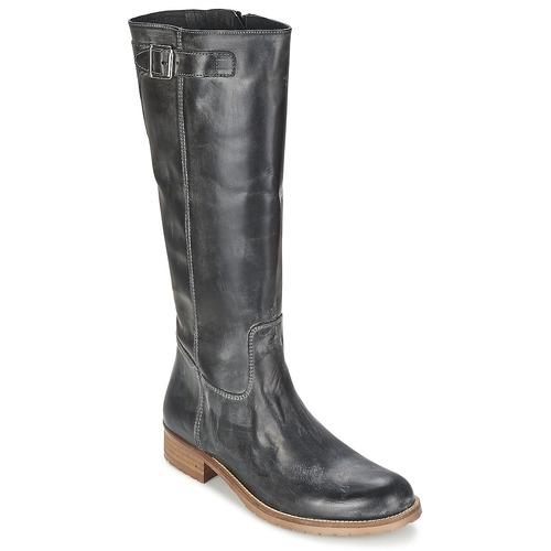 Chaussures Femme Bottes ville Hip BIDILLE Noir