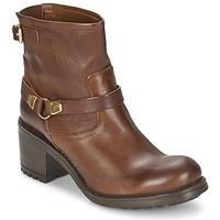 Chaussures Femme Bottines Lola Espeleta KO-SAMUI Cognac