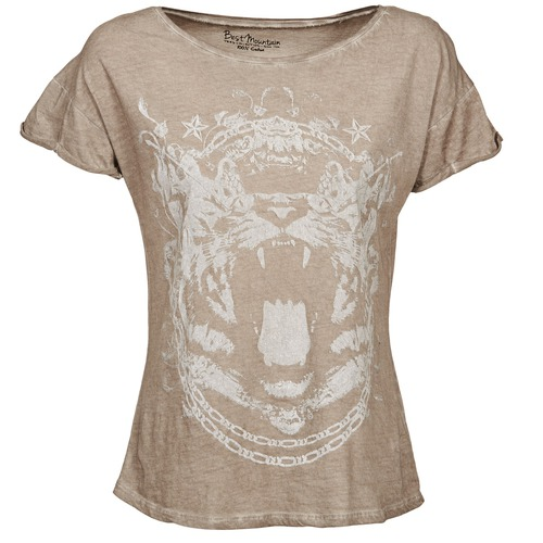 T-shirts & Polos Best Mountain ACCADUR Taupe 350x350
