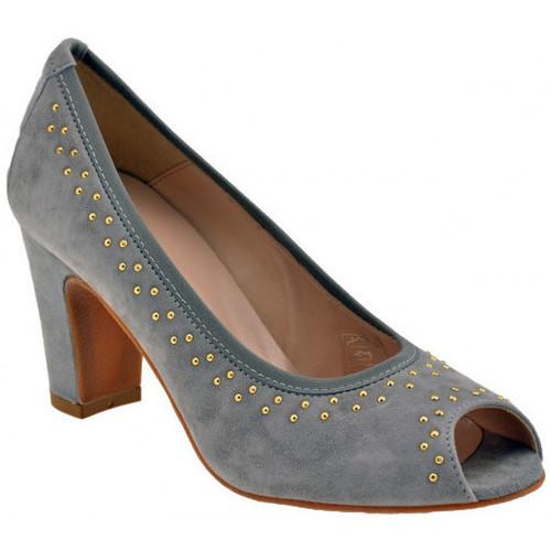 Chaussures Femme Escarpins Keys 4647 Cour du talon Blunt chaussure 70 est Escarpins