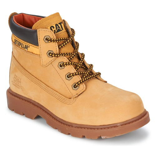 Chaussures Enfant Boots Caterpillar COLORADO PLUS Miel