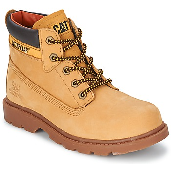 Bottines / Boots Caterpillar COLORADO PLUS Miel 350x350