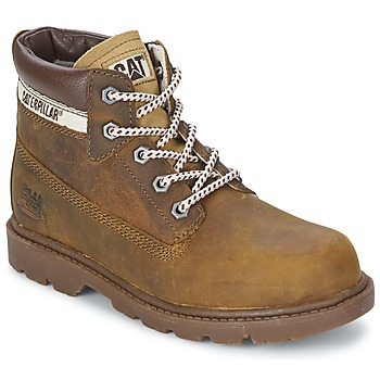 Chaussures Enfant Boots Caterpillar COLORADO PLUS Beige