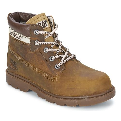 Bottines / Boots Caterpillar COLORADO PLUS Beige 350x350