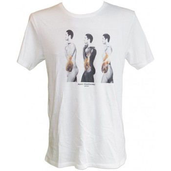 Vêtements Homme T-shirts manches courtes Insight T-Shirt  Transgendered - Dusted blanc